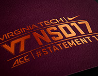 Virginia Tech - NSD17 Logo LockUp