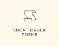 Short Order Poems
