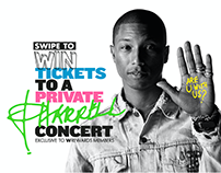 Woolworths X Pharrell - Private Concert
