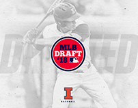 Illini Baseball: 2018 MLB Draft