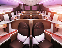 Virgin Atlantic | Retouch
