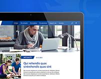 VŠKV school website