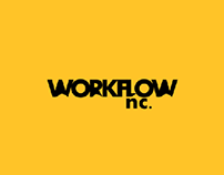 Workflow Inc. - Negative Space Logo