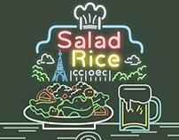 『 飄洋過海的法式沙拉飯 』Ccoec 料理教室 - 第 1 集