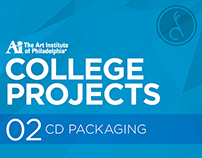 College Projects :: CD Packaging