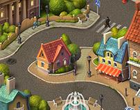 Локация для игры