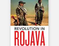 Cover for 'Revolution in Rojava'