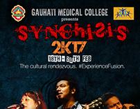 Synchisis 2017 - Branding & deisgn
