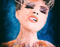 Color Love Portrait