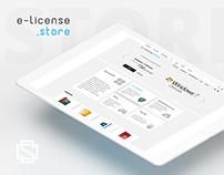 E-License-store - catalog of license keys