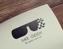 Mr. Geek Logo