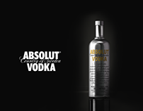Absolut Vodka CGI