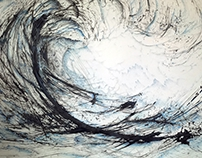 La Vague V /The Wave V
