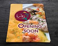 zafar flyer menu