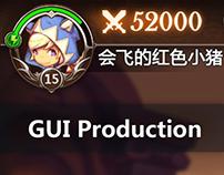 2016/GUI——日韩风格稿
