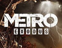 Metro Exodus : Autumn Key Art