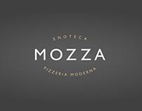 Restaurant Mozza / Branding