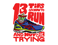 13 Tips on How to Run and Not Die Trying