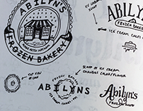 Abilyn's Frozen Bakery - Step 1