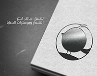 Saher lacum App logo and posters