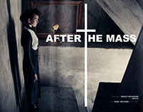Fashion Editorial - CHAOS Magazine