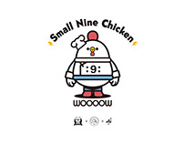small nine chicken