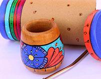 HuemuMates / Handmade Product: Painting & Illustration