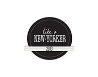 Like a Newyorker