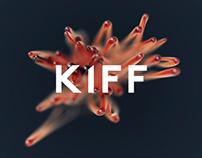 K1FF Logo Reveal