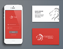 Branding / Design Communication MARAISON Technologies