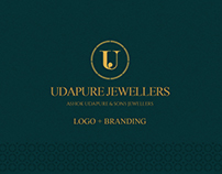 Udapure Jewellers - Logo and Branding