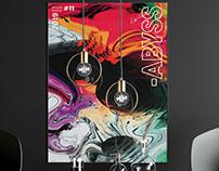 Graphic Design - Brainwave Series