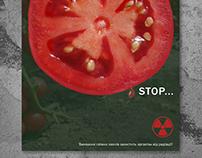 "Ecoposter ""Stop"""