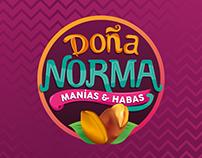 Logotipo Doña Norma