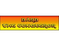Barb the Conqueror Banner