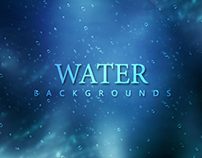 22 Water backgrounds - $3