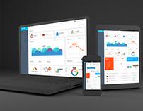 Dashboard Design (web ui)