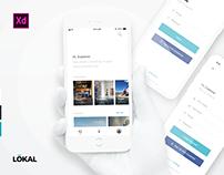 LŌKAL - Your Creative City App