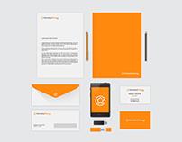 Informaticacercana.com Brand Identity