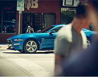 Ford MUSTANG - serie I