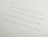 Typeface & Poster Design