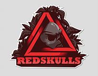 Redskulls esport logo