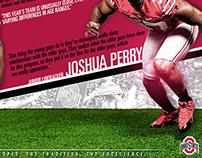 "Sugar Bowl Quotes ""Josh Perry & Michael Bennett"""