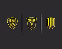 Club Obras | Rebranding