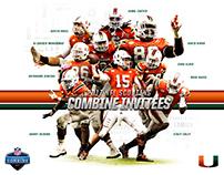 2017 NFL Combine Invitees