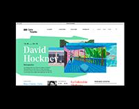 Centre Pompidou Website