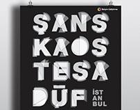 Exhibition Poster - ISTANBUL DESIGN BIENNIAL