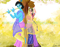 RadheShyam - the Eternal Lovers