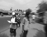 AAP Volunteers Tumkur Karnataka