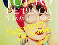 Julio De Pinga y Los Peones